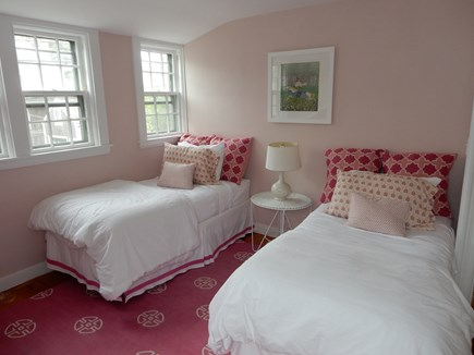 Nantucket town, Nantucket Nantucket vacation rental - Upstairs bedroom with twin beds
