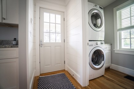 Surfside, Nantucket Nantucket vacation rental - Washer/dryer