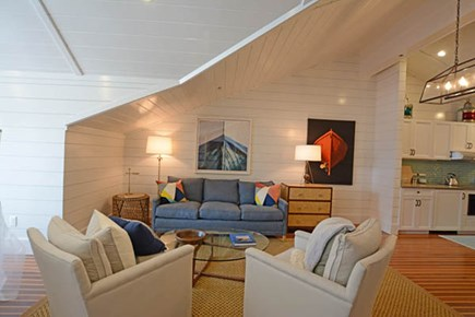 Nantucket town, Nantucket Nantucket vacation rental - Living Area