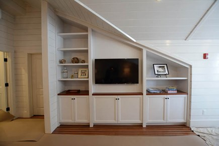 Nantucket town, Nantucket Nantucket vacation rental - Entertainment center with TV