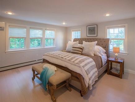Nantucket town, Nantucket Nantucket vacation rental - 2nd floor master with walk-in marble shower en suite.