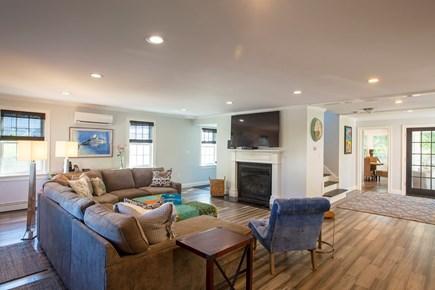 Nantucket town, Nantucket Nantucket vacation rental - Living room with one of 6 70-inch flat screen TVs