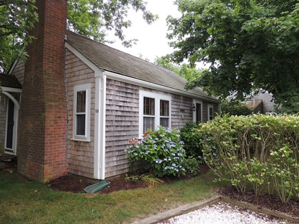 Monomoy Nantucket vacation rental - 2 Off-street parking spaces