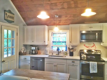 Monomoy Nantucket vacation rental - Fully equipped kitchen!