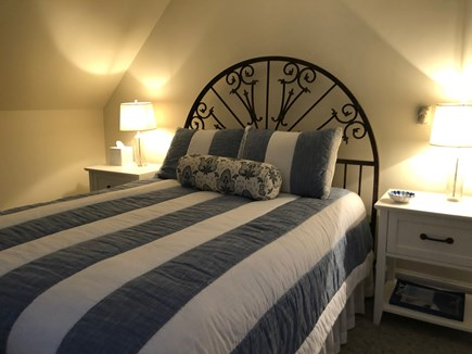 Mid-island Nantucket vacation rental - Second floor Queen Bedroom