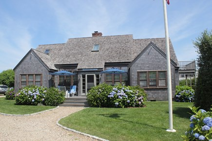 Madaket Nantucket vacation rental - Welcome home! This three bedroom house is ready for summer!