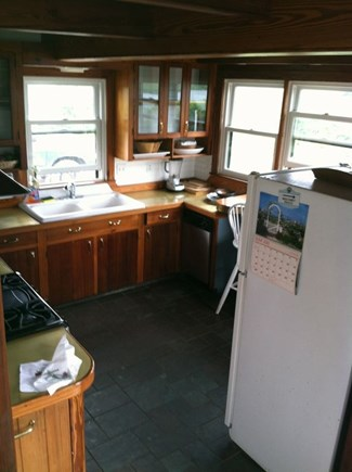 Cisco - Miacomet Nantucket vacation rental - Kitchen