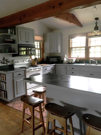 Madaket, Nantucket Nantucket vacation rental - Kitchen area