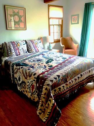 Madaket, Nantucket Nantucket vacation rental - First floor Master bedroom (queen)