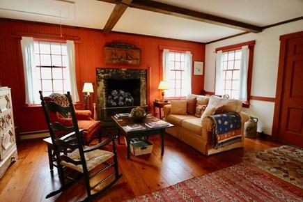 Siasconset Center Nantucket vacation rental - Living Room