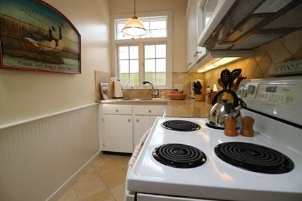 Siasconset Center Nantucket vacation rental - Kitchen