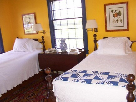 Siasconset Center Nantucket vacation rental - Guest Bed Room