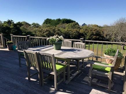 Madaket Nantucket Nantucket vacation rental - Outside dining