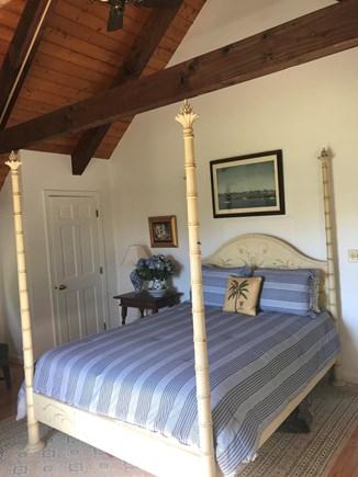 Madaket Nantucket Nantucket vacation rental - First floor Guest bedroom with queen size bed