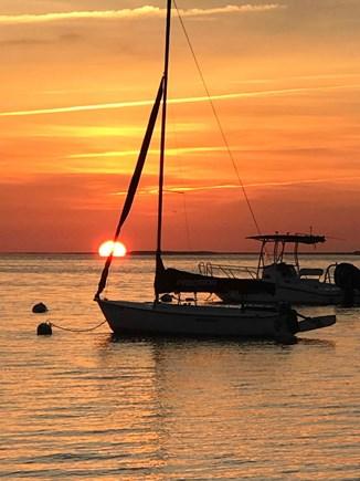 Madaket Nantucket Nantucket vacation rental - Madaket Harbor sunset