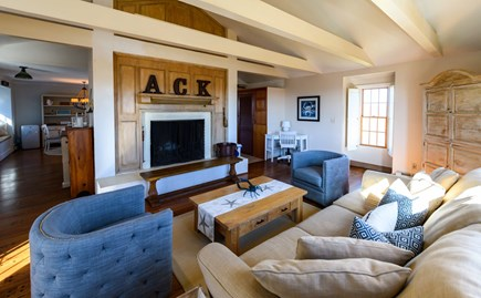 Tom Nevers, Nantucket Nantucket vacation rental - Living room