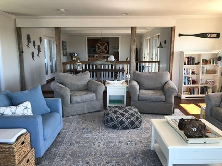 Tom Nevers, Nantucket Nantucket vacation rental - Family Room with Ocean Views
