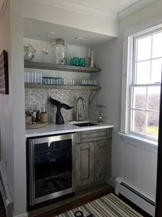 Tom Nevers, Nantucket Nantucket vacation rental - Wet Bar in Family Room