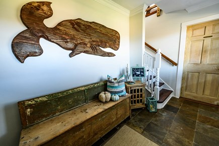Tom Nevers, Nantucket Nantucket vacation rental - Foyer