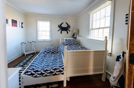 Tom Nevers, Nantucket Nantucket vacation rental - Twin Bedroom with Trundle (2 twins)