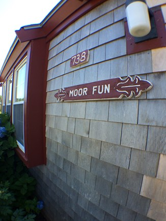 Madaket Nantucket vacation rental - You are sure to have More Fun here