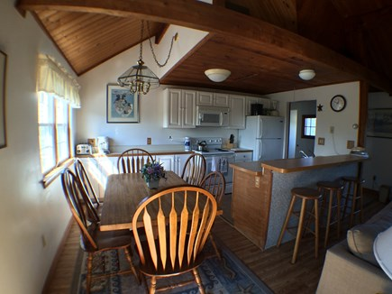 Madaket Nantucket vacation rental - Enjoy your dinners here