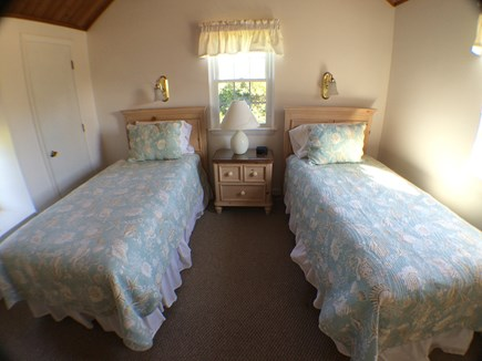 Madaket Nantucket vacation rental - Twin Room