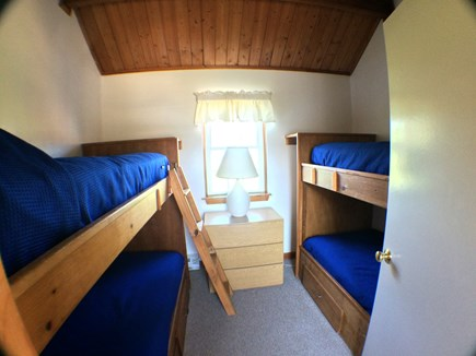 Madaket Nantucket vacation rental - Bunk room - the kids favorite!