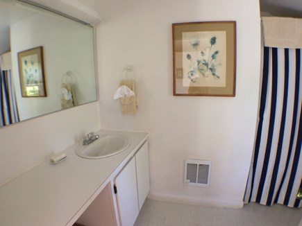 Madaket Nantucket vacation rental - Ensuite Master bathroom