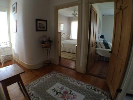 Nantucket town Nantucket vacation rental - Upstairs hall