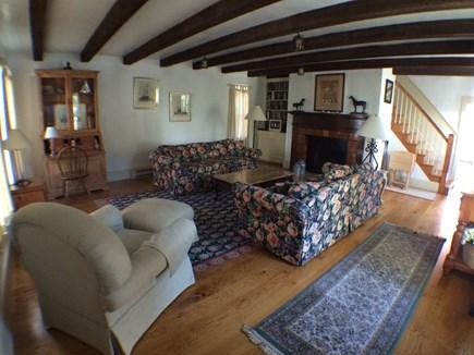 Nantucket town Nantucket vacation rental - Front sitting room