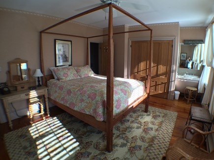 Nantucket town Nantucket vacation rental - Master bedroom