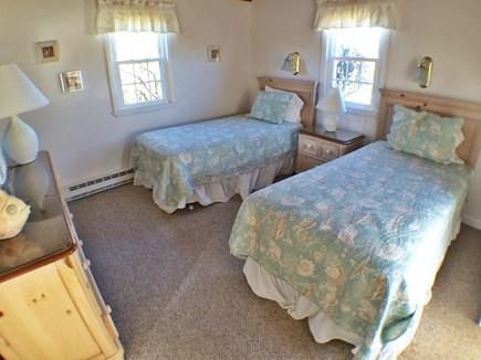 Madaket Nantucket vacation rental - Twin Room