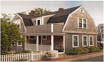 Nantucket town Nantucket vacation rental - Charming Nantucket home 200 Steps from the center of Town