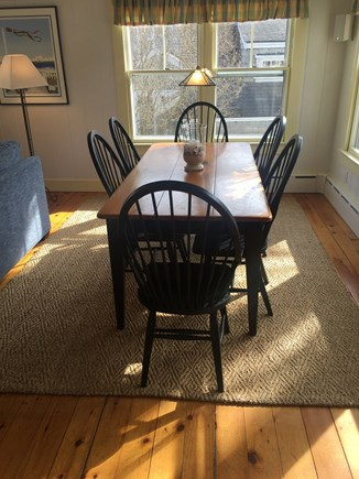 Nantucket town Nantucket vacation rental - Dining Area for up to 10