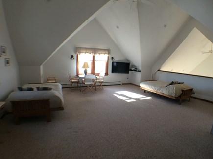 Madaket, Nantucket Nantucket vacation rental - Open loft space with two double futons