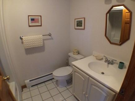 Madaket, Nantucket Nantucket vacation rental - Downstairs Hall Bathroom