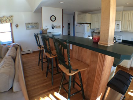 Madaket, Nantucket Nantucket vacation rental - Breakfast Bar