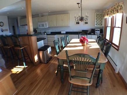 Madaket, Nantucket Nantucket vacation rental - Dining room