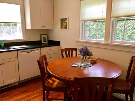 Nantucket Town  Nantucket vacation rental - Fully equipped kitchen with new appliances & granite counters