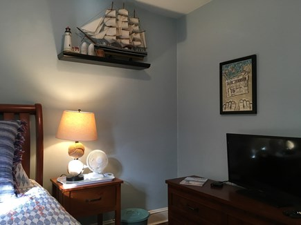 Nantucket Town, Orange Street Nantucket vacation rental - Twin bedroom