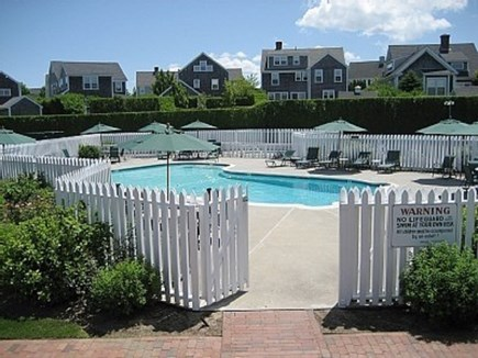 Mid-island, Nantucket Nantucket vacation rental - Community neighborhood pool with tennis, playground and clubhouse