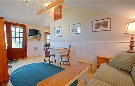 Nantucket town Nantucket vacation rental - Studio living room now w/queen bed, updated picture to come