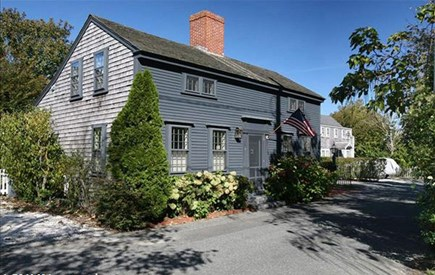 Nantucket town Nantucket vacation rental - Charming Antique Saltbox