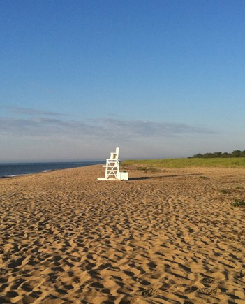 Siasconset Nantucket vacation rental - Sconset Beach is 7/10 of a mile from the house