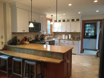 Siasconset Nantucket vacation rental - Fully stocked kitchen with new appliances