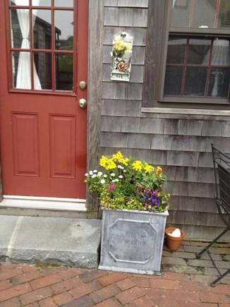 Nantucket town, Nantucket Nantucket vacation rental - Your front door