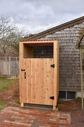 Polpis, Nantucket Nantucket vacation rental - Outdoor shower