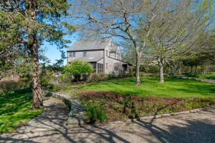 Polpis, Nantucket Nantucket vacation rental - Large Landscaped yards and gardens.