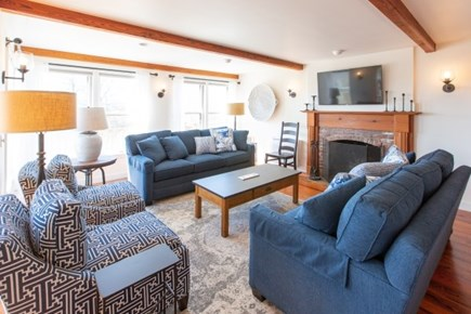 Polpis, Nantucket Nantucket vacation rental - Newly furnished super comfortable living room.